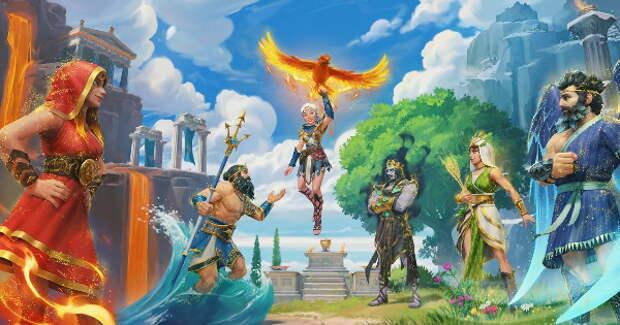 Финальное DLC для Immortals Fenyx Rising будет практически другой игрой