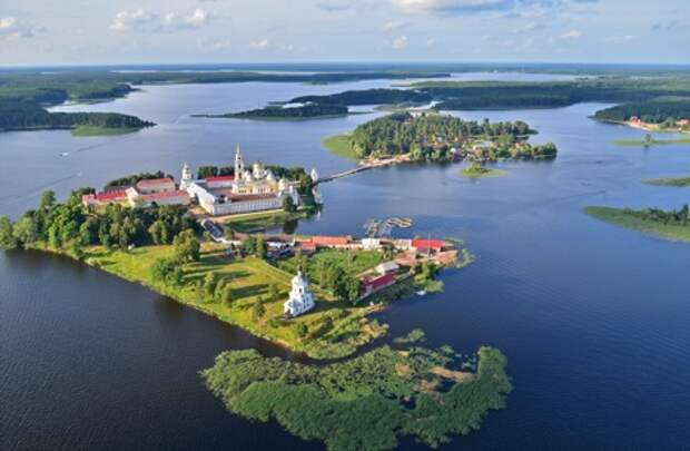 Seliger: In harmony with nature