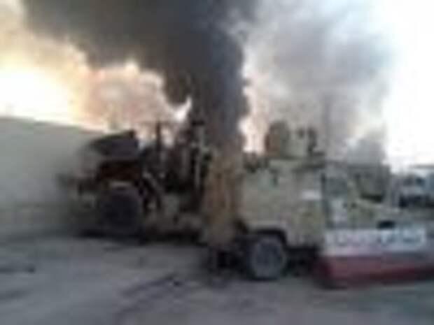 Иракские боевики взяли в заложники турецких дипломатов