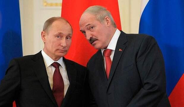 Путин обсудил сЛукашенко график предстоящих контактов