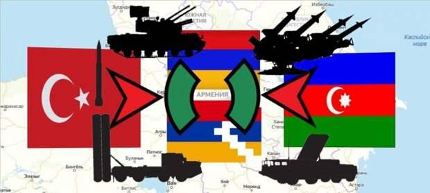 Выбор оружия в противостоянии Армении и Азербайджана: противовоздушная оборона
