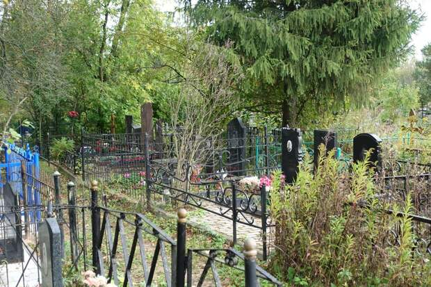 Загадочная история, произошедшая на сельском кладбище