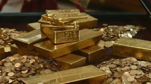США присвоили чужое золото, чтобы поддержать доллар - странам не удасться его вернуть