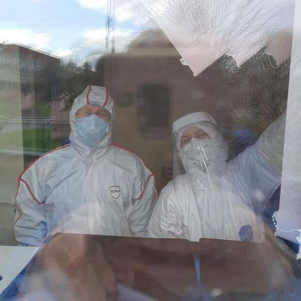 «Это можно сравнить с войной»: жизнь ижевской инфекционки