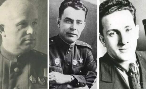 Где находились и чем занимались в Великую отечественную советские Генсеки Хрущев, Брежнев и Андропов