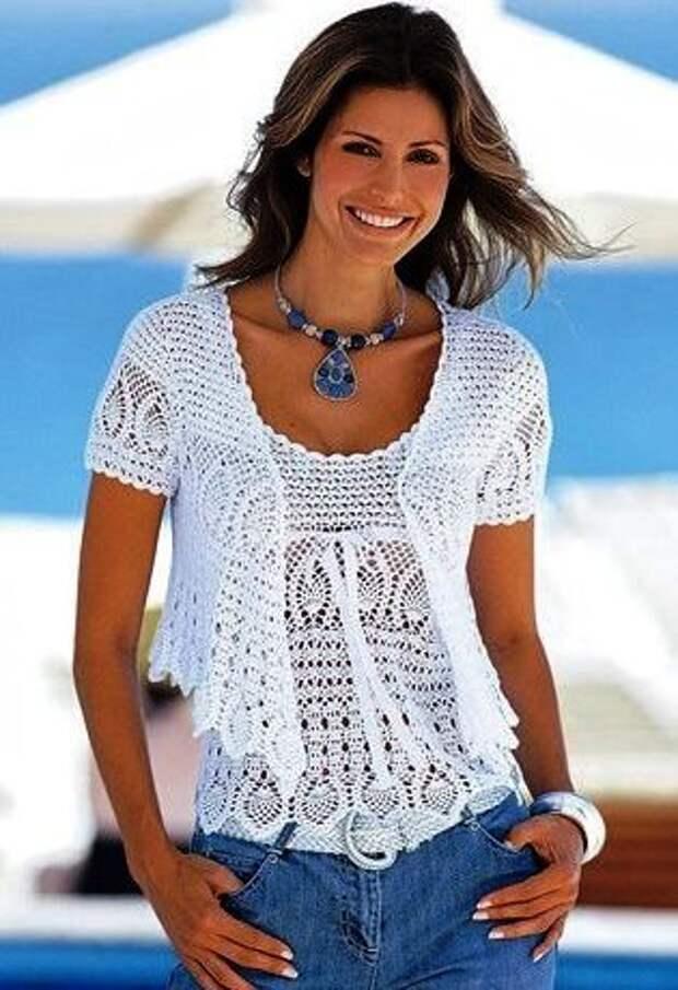 Вязание для женщин крючком: все коллекции и модели в одном месте!