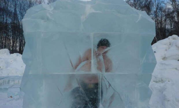 5 человек, которых сначала превратили в лед, а потом разморозили