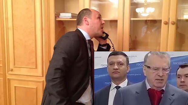 Вот почему украинцы сдали Крым – Парубий испугался Жириновского
