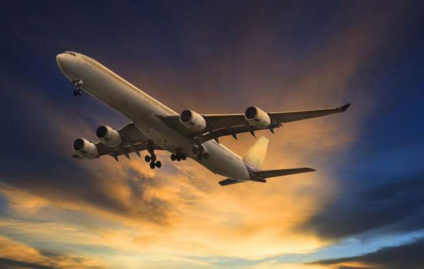 Убыток авиакомпаний РФ за 9 месяцев 2020 года составил 102,1 млрд рублей