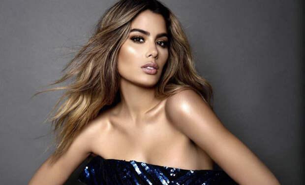 Мисс Колумбия вышла в бикини и вызвала жалость своей талией
