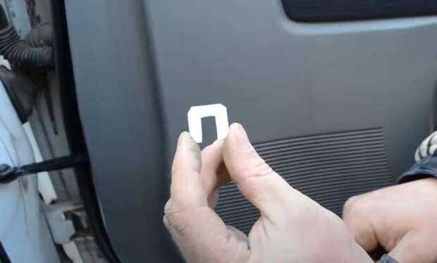 Устраняем провисание двери на любом автомобиле за 50 рублей и 5 минут. Делюсь способом