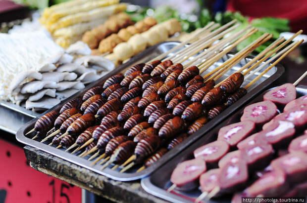 10 мерзких фото дикой китайской еды