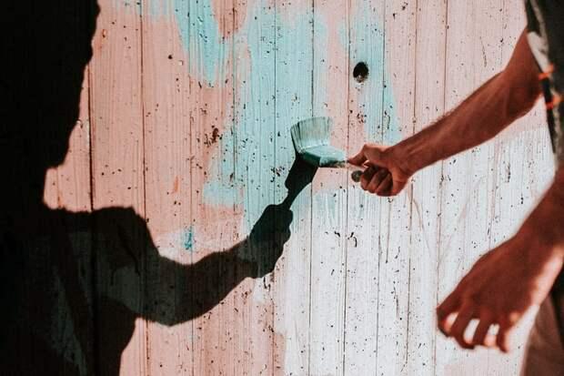 Храму на Малахитовой нужны волонтеры для покраски здания