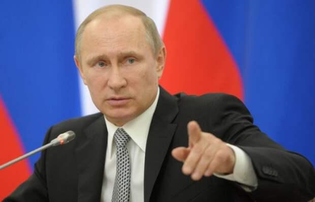О чём севастопольцы хотели бы спросить Путина?