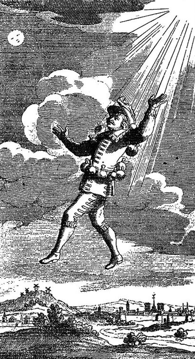 Сирано де Бержерак. Поэт и дуэлянт, слетавший на луну