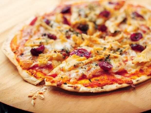 Полезная пицца на все случаи жизни