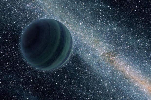 Астрономы нашли вероятное расположение девятой планеты Солнечной системы