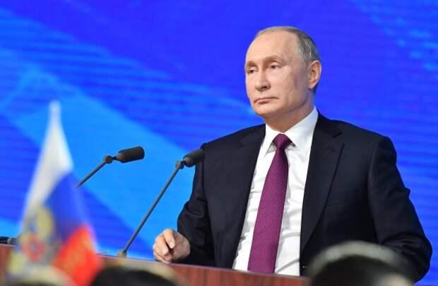 Песков отреагировал на статью Bloomberg о будущем Путина