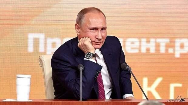 Вопрос дня. Владимир Путин оставит Россию без зарплат и пенсий?