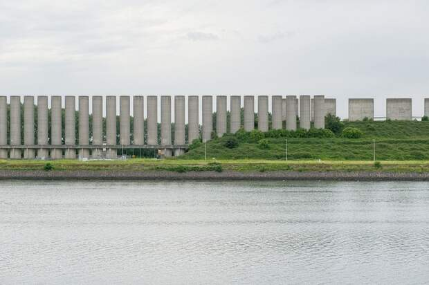 Ветровая стена Розенбурга