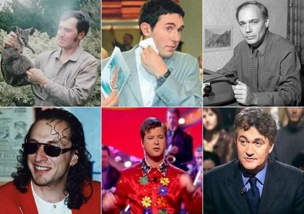 Ах, молодость! Фото известных телеведущих назаре успешной карьеры