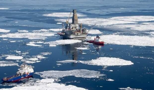 Предложения поналоговому стимулированию ГРР вАрктике ждут вправительстве к14декабря