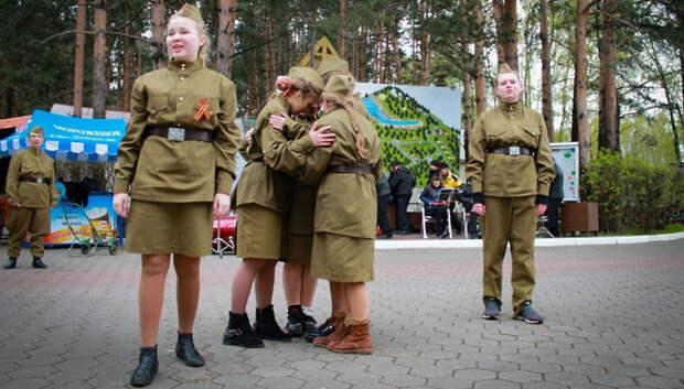 Военные квесты и интерактивы проведут в 57 парках культуры и отдыха Подмосковья 9 мая