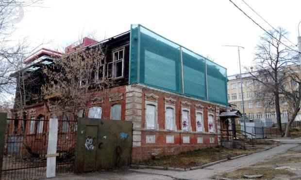 Здание бывшего военкомата в Ижевске включили в реестр объектов культурного наследия