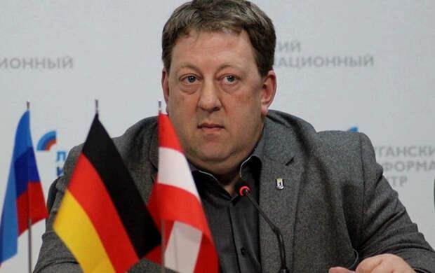 Немецкий политик Линдеманн призвал остановить фальшивые выборы на Украине