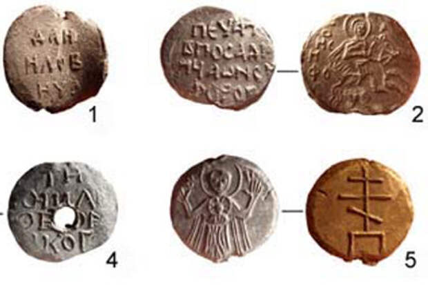 Печать новгородского посадника-реформатора XIV столетия обнаружена археологами