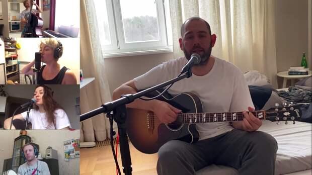 «Коронавирус, от****сь»: Семен Слепаков сочинил злободневную песню
