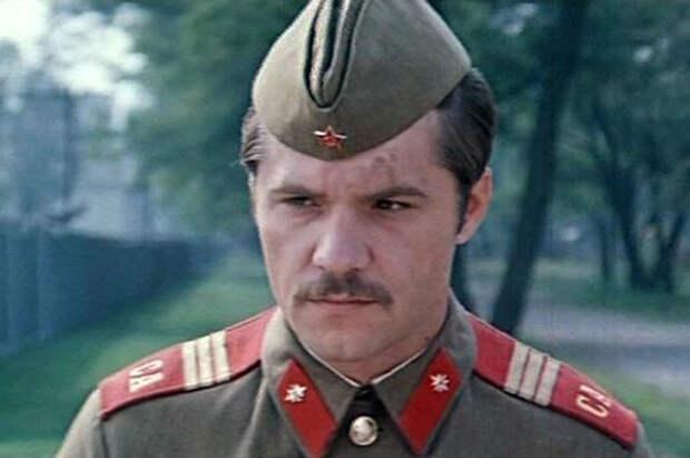 Александр Фатюшин в фильме Весенний призыв, 1976 год