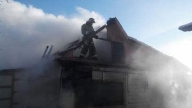 Погибла женщина и пострадали несколько человек: начался сезон зимних пожаров