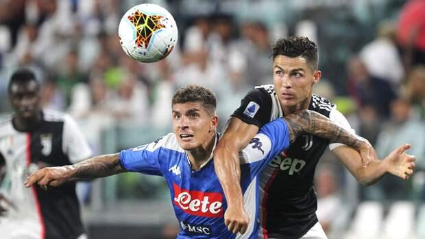 Вфинале Кубка Италии ставим наголы. Прогноз наматч «Наполи»— «Ювентус»