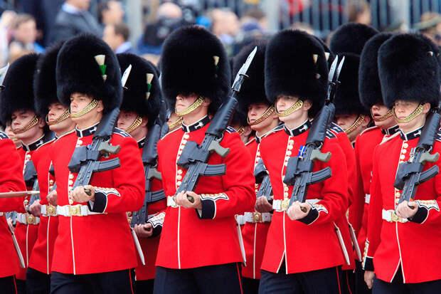 Великобритания представляет новую оборонную стратегию против РФ и КНР