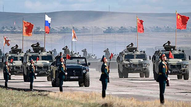 Кошмар Запада: Военное сотрудничество России и Китая становится реальностью