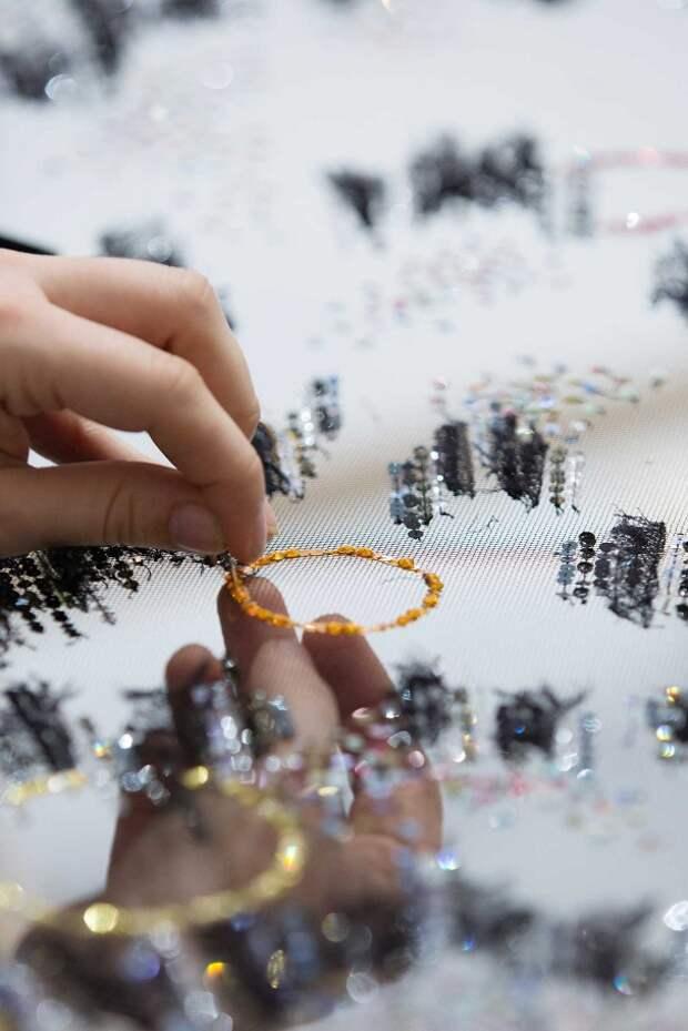 Оммаж Эльзе Скиапаррели от Dior