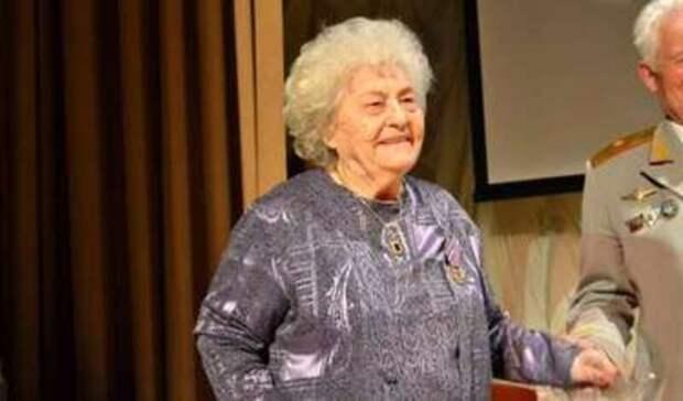 «Железную бабушку» Марию Колтакову хотят наградить почётной грамотой Белгорода