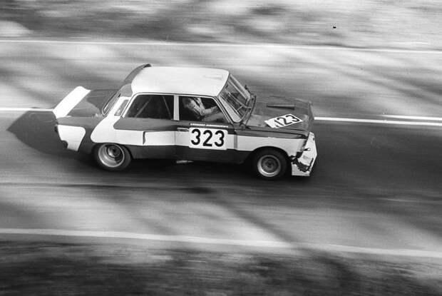 Прототип Фиат 125р авто, автоистория, автоспорт, ваз, гонки, гоночные автомобиль, жигули, ралли