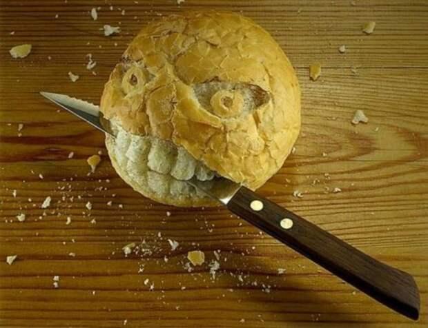 Почему вредно есть хлеб