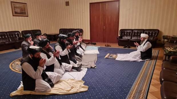 Хекматияр и талибы в Москве