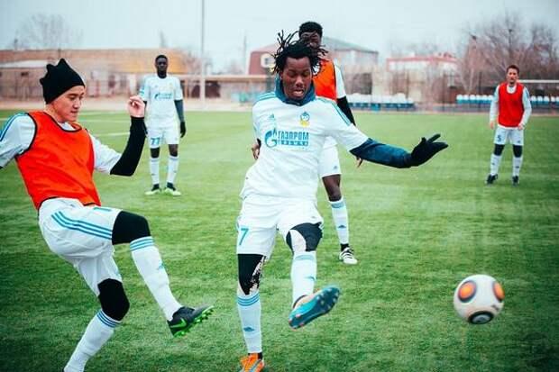 Астраханский вуз берёт старт в Национальной студенческой футбольной лиге России