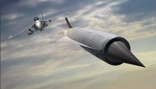Франция создаст свое гиперзвуковое оружие
