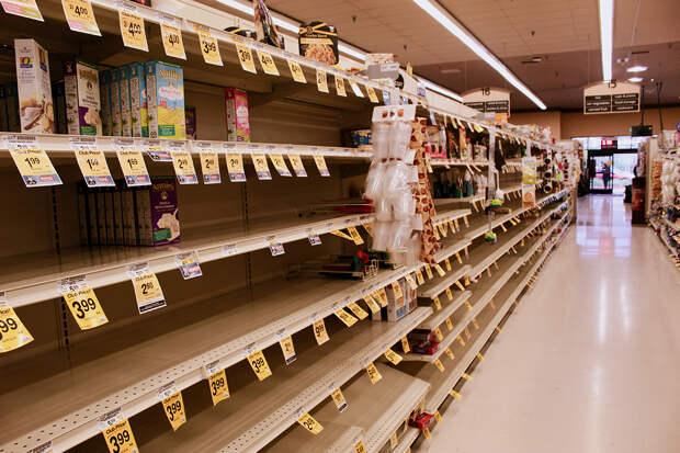 Техас накрыл продовольственный кризис из-за аномальных морозов