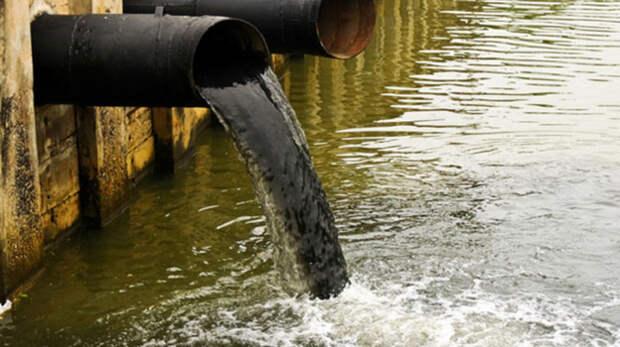 В Крыму зафиксировали три незаконных факта сброса сточных вод