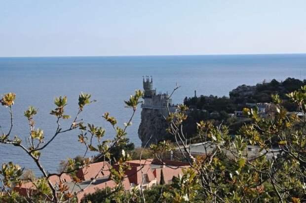 В Крыму сообщили о значительном увеличении запасов воды