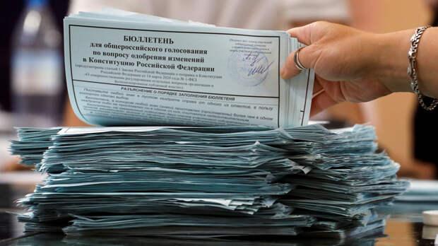 Большая победа для Путина: SVT о результатах референдума по поправкам к Конституции