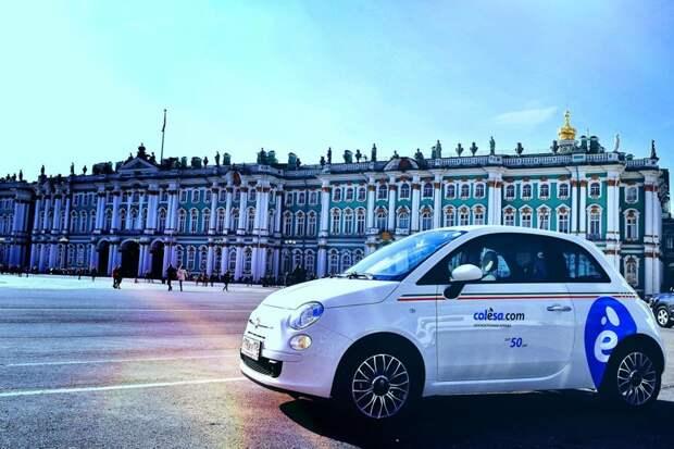 Mini Cooper или Fiat 500 — от 3 рублей/минута + 18 рублей/км авто, аренда, кашеринг, москва
