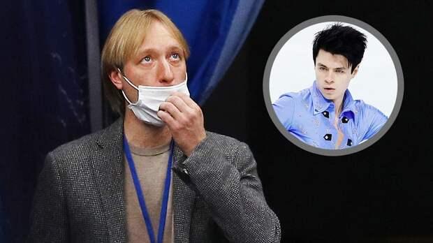 Американо-украинский фигурист Паниот: «Плющенко был моим кумиром, пока я с ним не встретился»