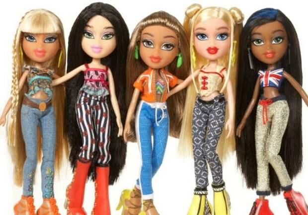 Эти и другие куклы пошатнули лидерское положение Барби.